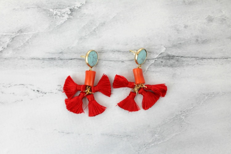 Santa Fe Earrings #8
